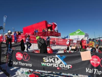 coupe du monde de ski cross